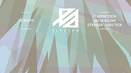 Party flyer: ELECTRO ALTERNATIV : DADDICTION|BELIK BOOM|STRYKER-TOULOUSE 16 Sep '16, 23:00h
