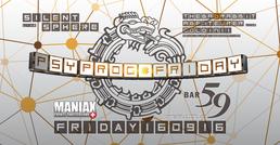 Party flyer: Lucerne PsyProg Friday #5 w/ Silent Sphere ! 16 Sep '16, 23:00h