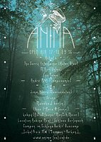 Party flyer: ANIMA FESTIVAL 17 Sep '16, 15:00h