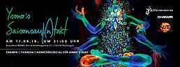 Party flyer: Ysono´s Saisonauf(n)takt 2016 17 Sep '16, 21:00h