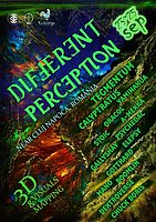 Party flyer: Different Perception 23 Sep '16, 19:00h