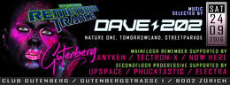 Party flyer: REMEMBERTRANCE & PROGRESSIVE mit DAVE 202 // TECTRON-X // ANYKEN // NOW-HERE 24 Sep '16, 23:00h