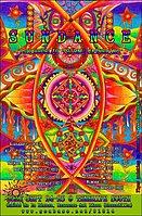 Party flyer: SunDance Psychedelic Tribal Gathering 24 Sep '16, 18:00