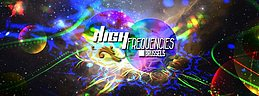 Party flyer: High Frequencies ॐ Funkadelic Trip 30 Sep '16, 22:00