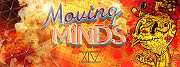 Party flyer: Moving Minds 30 Sep '16, 23:00h