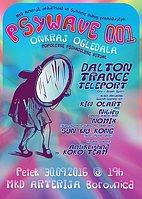 Party flyer: Psywave 001: Onkraj ogledala 30 Sep '16, 19:00