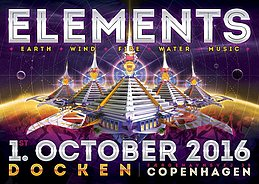 Party flyer: ELEMENTS 1 Oct '16, 20:30h