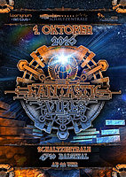 Party flyer: Fantastic Vibes 1 Oct '16, 22:00