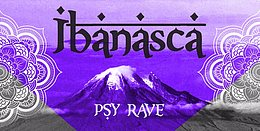 Party flyer: Ibanasca Psy Rave 1 Oct '16, 22:00
