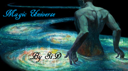 Party flyer: ॐMagic Universeॐ by SiD 1 Oct '16, 20:00
