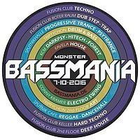 Party flyer: Bassmania XXXXL 7 Oct '16, 23:00