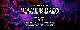 Party flyer: Tetrism - Psychedelic Trace Night 7 Oct '16, 22:00