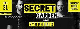 Party flyer: Secret Garden mit Symphonix 21 Oct '16, 21:00