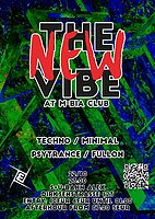 Party flyer: The New VIBE 22 Oct '16, 23:00