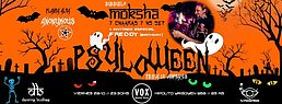 Party flyer: Dancing Budhas Psylloween 28 Oct '16, 23:30