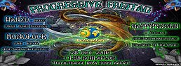 Party flyer: Progressive Freitag 28 Oct '16, 23:00