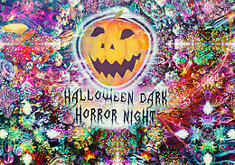 Party flyer: HalloweenDarkHorrornight 29 Oct '16, 23:00h