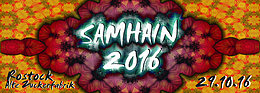 Party flyer: SAMHAIN 2016 29 Oct '16, 22:00