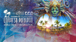 Party flyer: WORLD TRANCE WINTER EDITION UNIVERSO PARALELLO 5 Nov '16, 16:00