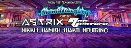 Party flyer: ASTRIX AND ACE VENTURA LIVE IN LONDON 18 Nov '16, 22:00