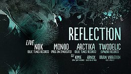 Party flyer: ***REFLECTION*** 19 Nov '16, 22:00