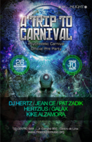 Party flyer: A Trip to Carnival (psychedelic carnival official pre party) 26 Nov '16, 22:00