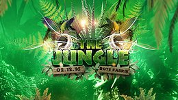 Party flyer: The Jungle 2 Dec '16, 22:00