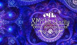 Party flyer: Psytrance Xmas Charity 6 Dec '16, 22:00