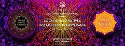 Party flyer: Solar United Natives & Solar Seeds Festivals Teaser 7 Dec '16, 22:00