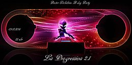 Party flyer: ~3ö~La Progressiva 2.1 ~3ö~ Doctor-Verleihnix B-Day ~3ö~ 9 Dec '16, 22:00
