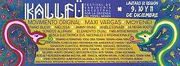 Party flyer: KallfÜ Festival 9 Dec '16, 09:00