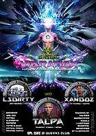 Party flyer: Psybox - *** Vibration *** with TALPA // LSDIRTY // XANDOZ uvm. *live* 9 Dec '16, 22:00