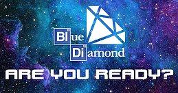 Party flyer: Blue Diamond 2k16 10 Dec '16, 22:00