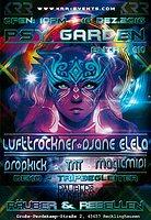 Party flyer: Psygarden part 2 16 Dec '16, 22:00