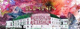 Party flyer: Elements Festival 25 Dec '16, 21:00
