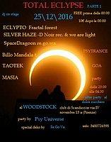 Party flyer: TOTAL ECLYPSE 25 Dec '16, 23:00