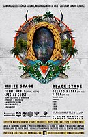 Party flyer: Festival Electronico 31 Dec '16, 19:00