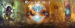 Party flyer: Rituals of Kali 2 - New Years Celebration 31 Dec '16, 22:00