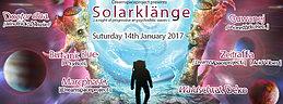 Party flyer: ૐ Solarklänge ૐ 14 Jan '17, 22:00