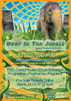 Party flyer: Doof In Tha Jungle 21 Jan '17, 19:00