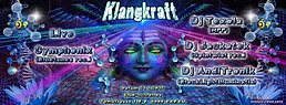 Party flyer: Klangkraft w/ Symphonix Live 21 Jan '17, 23:00