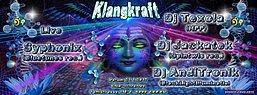 Party flyer: Klangkraft w/ Syphonix Live 21 Jan '17, 23:00