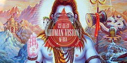 Party flyer: Human Vision 27 Jan '17, 23:30