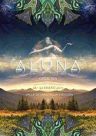 Party flyer: Aluna - Open Air 2017 28 Jan '17, 12:00