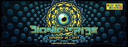 Party flyer: Bionic Tribe 2017 28 Jan '17, 22:00