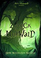 Party flyer: Zurück in den Uhrwald IV 28 Jan '17, 22:00