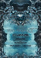 Party flyer: Winter-SUN: McCoy´s S.U.N. PROJECT Live! + CHAMPA 3 Feb '17, 22:00