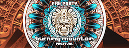 Party flyer: BURNING MOUNTAIN Pre Party Hamburg 4 Feb '17, 22:00