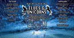 Party flyer: Elves & Unicorns 4 Feb '17, 21:00