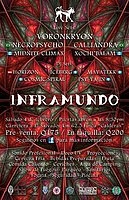 Party flyer: INFRAMUNDO 4 Feb '17, 20:30